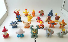Pokemon Kid figure lot Machamp Medicham Infernape Chimchar Blaziken Heracross S