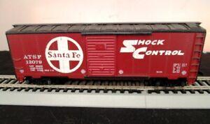 HO Tyco Santa Fe Box Car - NICE!