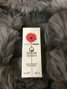 """PROFUMI EQUIVALENTI """"FLOWER BY KENZO"""" MADE IN ITALY 50ml"""