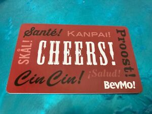 BevMo! Store $100 Value Gift Card | Beverage Drink Alcohol Shop Discount
