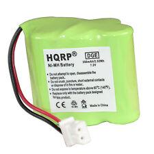 HQRP Batería para transmisor Dt-Systems EDT serie Collar EDT 100, EDT 102