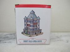 Americana Collection 1993 Liberty Falls Series Ah26 Opera House New In Box