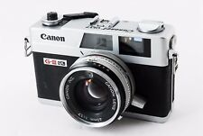 *AS-IS* Canon Canonet QL17 G-III 35mm Rangefinder Film Camera w/40mm F1.7 Lens