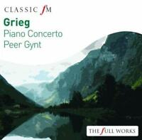 Grieg: Peer Gynt And Piano Concerto - Stephen Kovacevich BBC Symphony O (NEW CD)