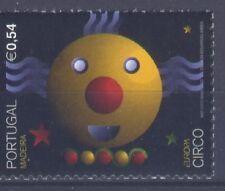 MADEIRA, EUROPA CEPT 2002, CIRCUS THEME, MNH