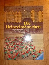 Die Heinzelmännchen - August Kopisch/Gerhard Oberländer -Altes Bilderbuch