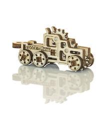 Wooden City ® widget trucks, Wooden mechanical models automontable!