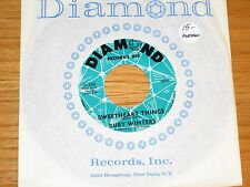 """NORTHERN SOUL 45 RPM - RUBY WINTERS - DIAMOND 269 - """"SWEETHEART THINGS"""""""