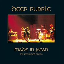 DEEP PURPLE - MADE IN JAPAN - 2CD NEW SEALED REMASTERED