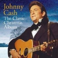 Johnny Cash - The Classic Christmas Album (NEW CD)