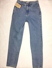 New Vintage 90's Guess High Waist Tapered Mom Jeans Women's Size 31x33