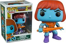 Faker He-Man Masters of the Universe POP! Television #569 Vinyl Figur Funko