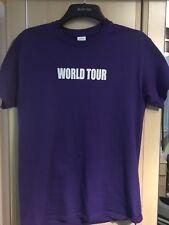 Justin Bieber Official Tour T-Shirt