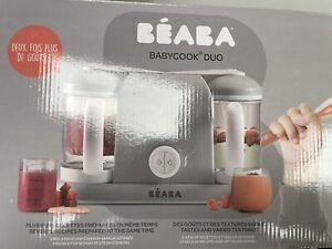 Beaba Babycook Duo - OPEN BOX (READ)