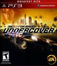 NEED FOR SPEED UNDERCOVER  NEW PLAYSTATION 3 Sony PS3 GAME