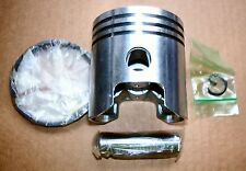 BSA BANTAM D5 D7 PISTON STD SIZE 61.5mm PISTON KIT HIGH QUALITY  -- E203