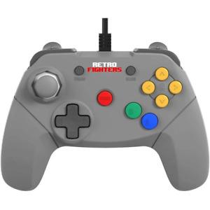 Retro Fighters Brawler64 Next Gen N64 Controller V2.0 Game Pad - Nintendo 64