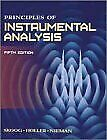 Principles of Instrumental Analysis, 5th Edition By Douglas A. Skoog, F. James