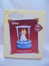 2005 Hallmark Keepsake Ornament Ornament Wedding Day Dance Disney's Cinderella