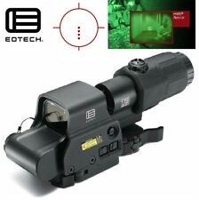 EOTech HHS I EXPS3-4 with G33 Magnifier Holographic Hybrid Weapon Gun Sight