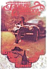 Original Vintage 70s Bobby Whitlock Iron On Transfer