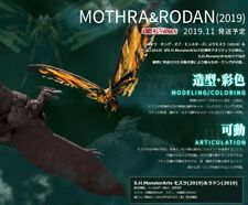 BANDAI PREMIUM S.H.MonsterArts MOTHRA & RODAN ACTION FIGURE GODZILLA 2019