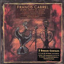 FRANCIS CABREL - D'UNE OMBRE A L'AUTRE - DISC 2 & 3