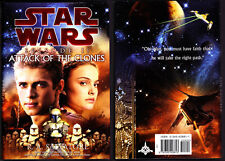2002 Del Rey Star Wars: Episode Ii Attack Of The Clones Hardcover R.A. Salvatore