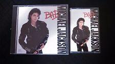 "Michael Jackson ""Bad"" CD & Cassette- Classic R&B Soul Funk Dance Music"