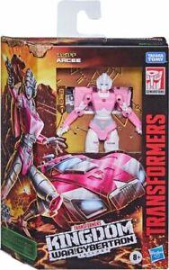 Transformers Generations Kingdom War for Cybertron Arcee *New**Sealed*