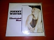 "JOHNNY WINTER-ILLUSTRTED MAN,VINYL,7"",SINGLE PROMO SPAIN 1991"