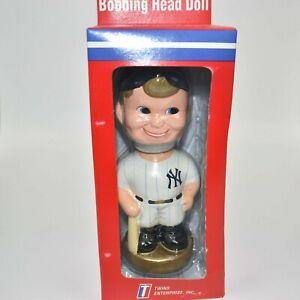 "New York Yankees MLB Vintage Style 7"" inch Bobble Bobblehead Doll Statue Figure"