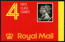 Great Britain 1990 80p Harrison Penny Black booklet SG# JB2 NH