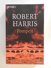 Robert Harris Pompeji Heyne Verlag