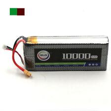 11.1V 10000mAh 25C 3S Lipo Li-Polymer Battery Bateria AKKU for RC Car Quadcopter