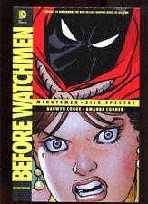 DC COMICS BEFORE WATCHMEN MINUTMEN SILK SPECTRE HC HARDCOVER #pal-752