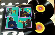 "Cecil Taylor/C.Tolliver/G.Moncur/A.Shepp""The New Breed""2LP IMPULSE IA93392 US'78"