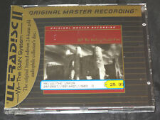 U2 ‎The Unforgettable Fire Sealed MFSL 1995 USA 24Kt Gold CD Disc