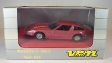Verem 1/43 Nr. 404 Maserati Indy Coupe OVP #056