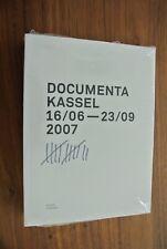Documenta 12 Catalog,2007,Kassel-Germany,Shrink Wrapped,NEW