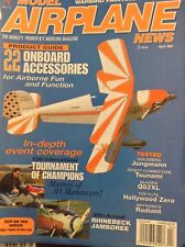 Model Airplane News Magazine 22 Onboard Accessories April 1997 122717nonrh