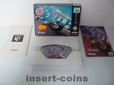 Extreme G   -   Nintendo 64 / N64 / Pal  #32