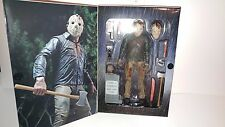 FRIDAY THE 13TH IV 4 JASON VOORHEES ULTIMATE MOVIE ACTION FIGURE NECA HORROR