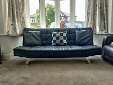 Sofa bed. Black.