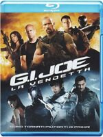 G.I. Joe - La Vendetta - Blu Ray Nuovo Sigillato