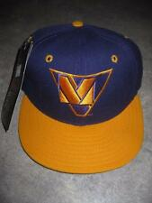 Vintage New Era Minnesota Vikings NFL Dead Stock Fitted Hat Cap 7 1/2  With Tags