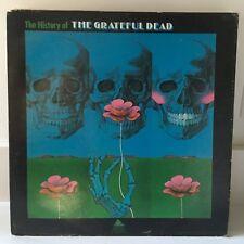 GRATEFUL DEAD History of WLP 1972 Pride PRD-0016 WHITE LABEL DJ PROMO