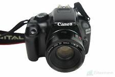✅ cámara digital Canon EOS 1100d + canon 50 mm objetivamente ✅