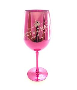 Moet Chandon Imperial Rose Pink Champagne Glass Goblet Flute New x 1