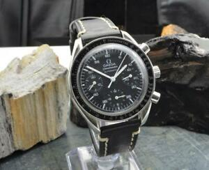 1998 Omega Speedmaster Automatic Reduced 175.0032 Cal. 3220 Mens Watch
